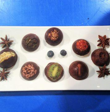 cioccolatini fai da te