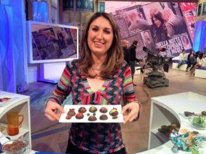 come fare i cioccolatini - Lucia Cuffaro