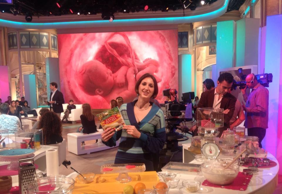 Lucia Cuffaro, fatto in casa, macro, festa, presentazione