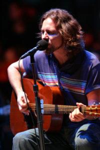 Musica ecologica - Eddie Vedder