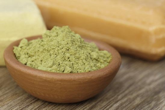 Tonico viso - Argilla verde