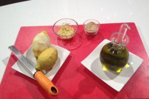Scrub mani zucchero e limone