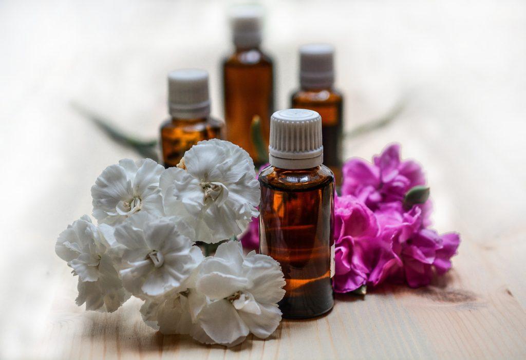 Oli essenziali - Deodorante in polvere