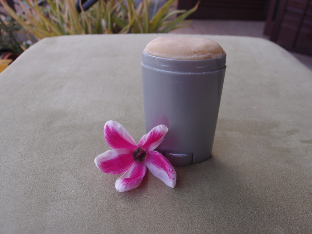 Deodorante stick cremoso