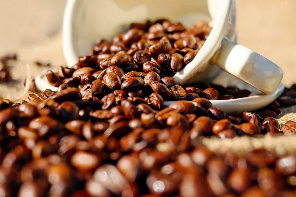Antichizzare caffè