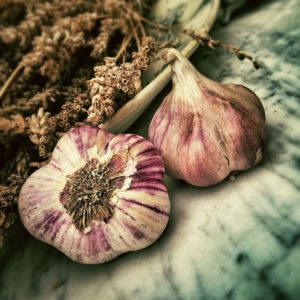 Antiparassitari naturali: aglio