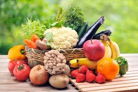 Acne - Frutta e verdura