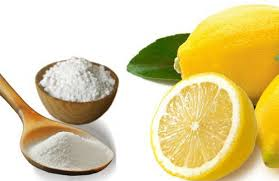 Digestivo - Limone e bicarbonato