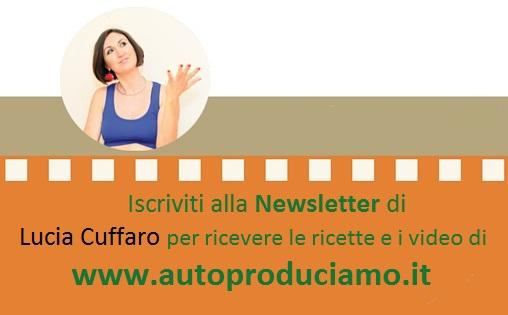 Newsletter di Lucia Cuffaro