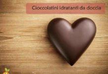 cioccolatini idratanti da doccia