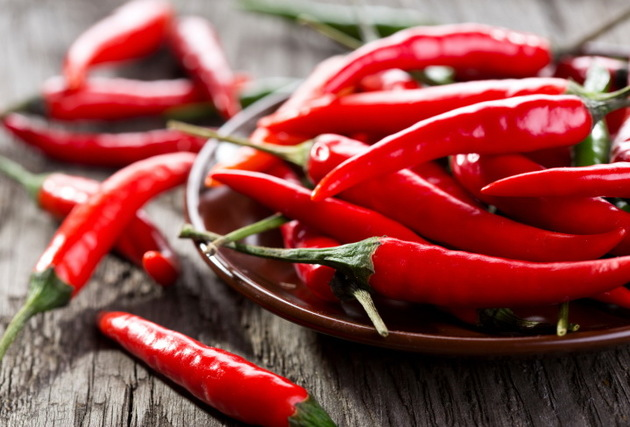 Nutella fatta in casa piccante - peperoncino rosso