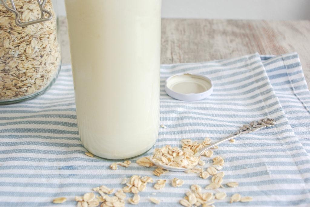 latte d'avena fai da te