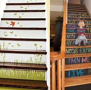 scale creative e decorate