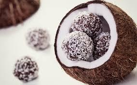 palline di cocco fai da te