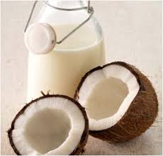 latte di cocco fai da te