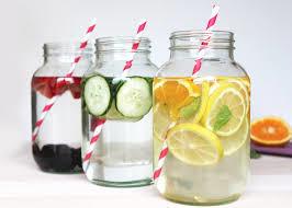 acqua aromatizzata