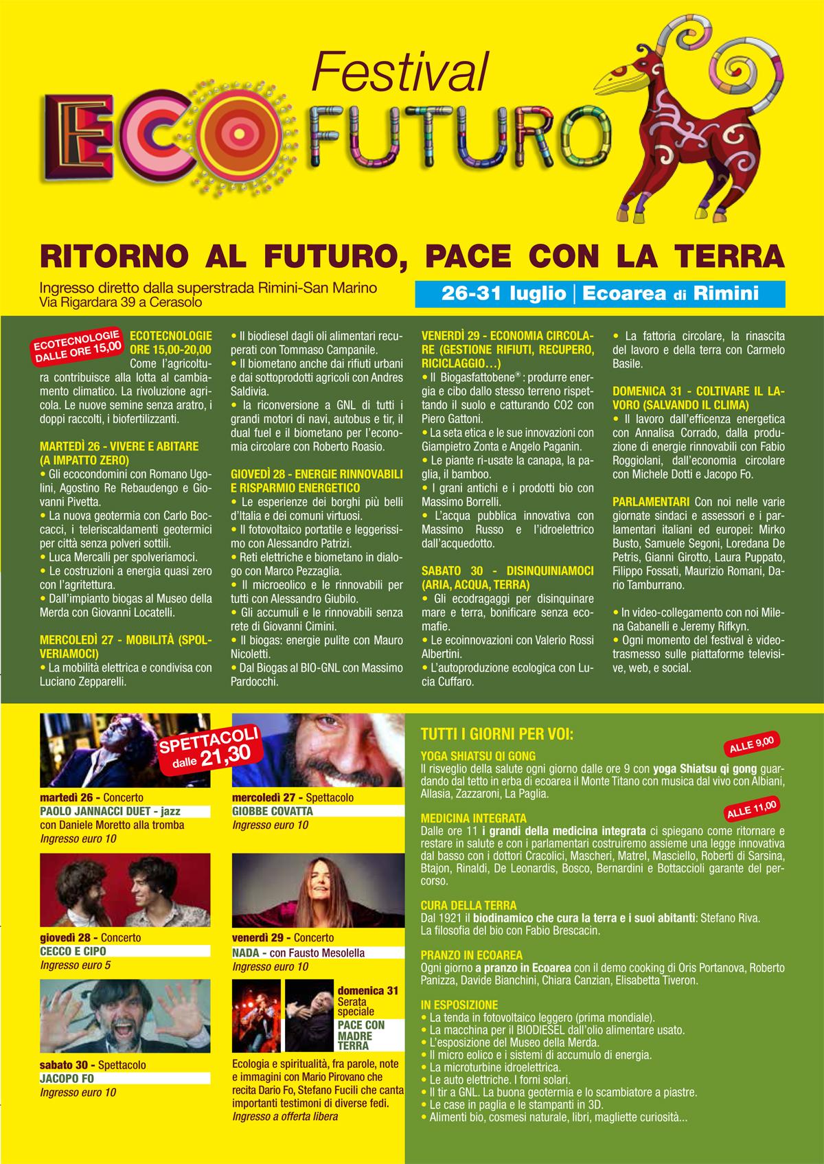 ecofuturo 2016 Rimini