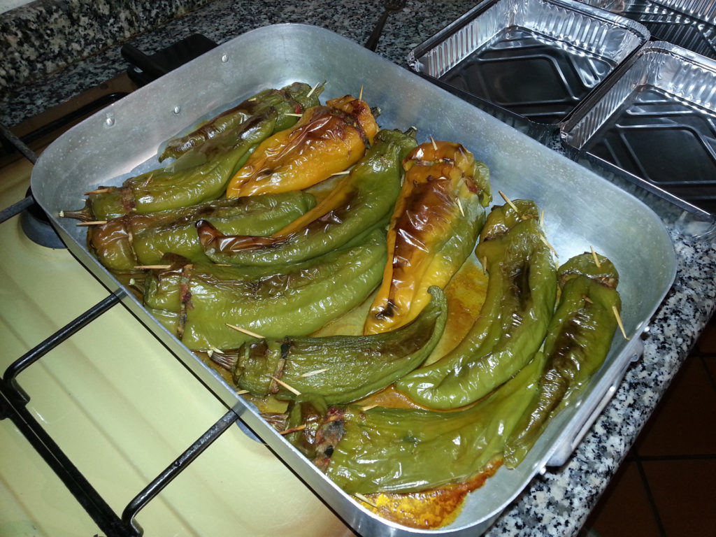 Peperoni Svuotafrigo