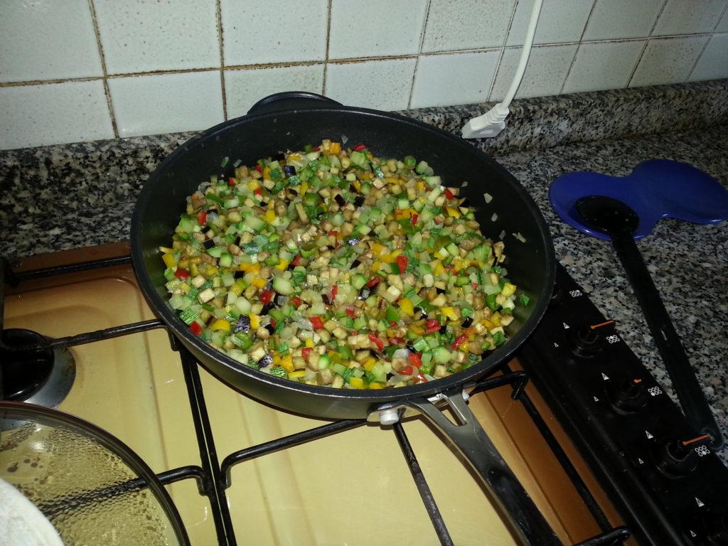 Ripieno verdure