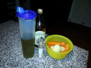 Maionese vegan - Ingredienti