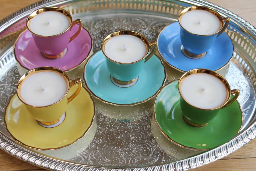 riciclo candele