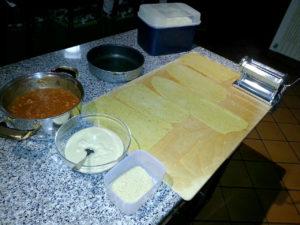 Lasagne veg - Sfoglia