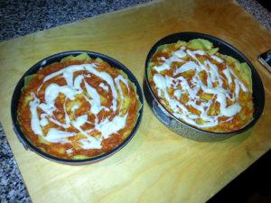 Lasagne veg - Teglie