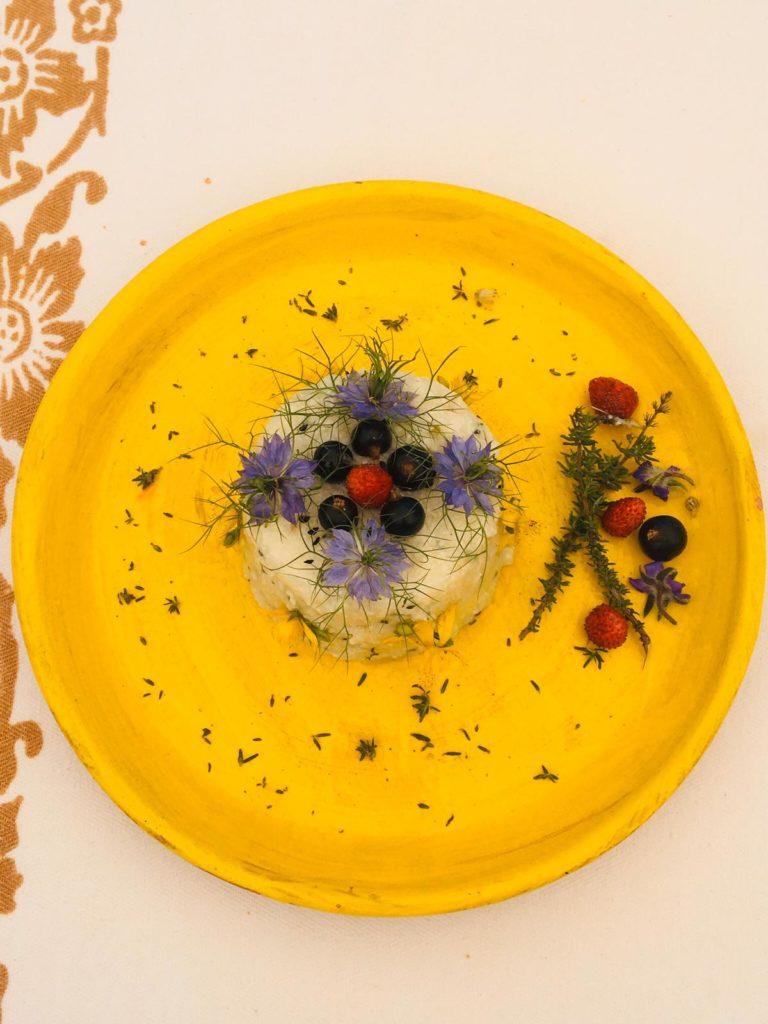 Mozzarella vegan - Luglio 2020 - Fattoria dell'Autosufficienza