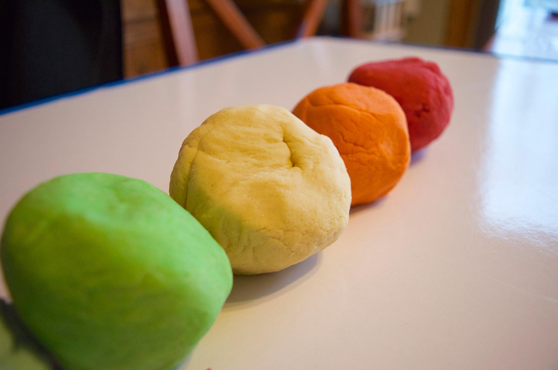 Famoso Pasta modellabile fai da te per bambini - Autoproduciamo GA39