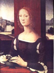 La dame del gelsomino