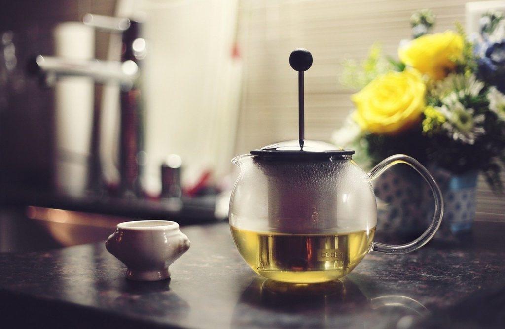 Depurarsi - Tè Verde