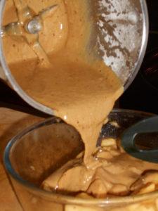 Torta di mele veg - Crema
