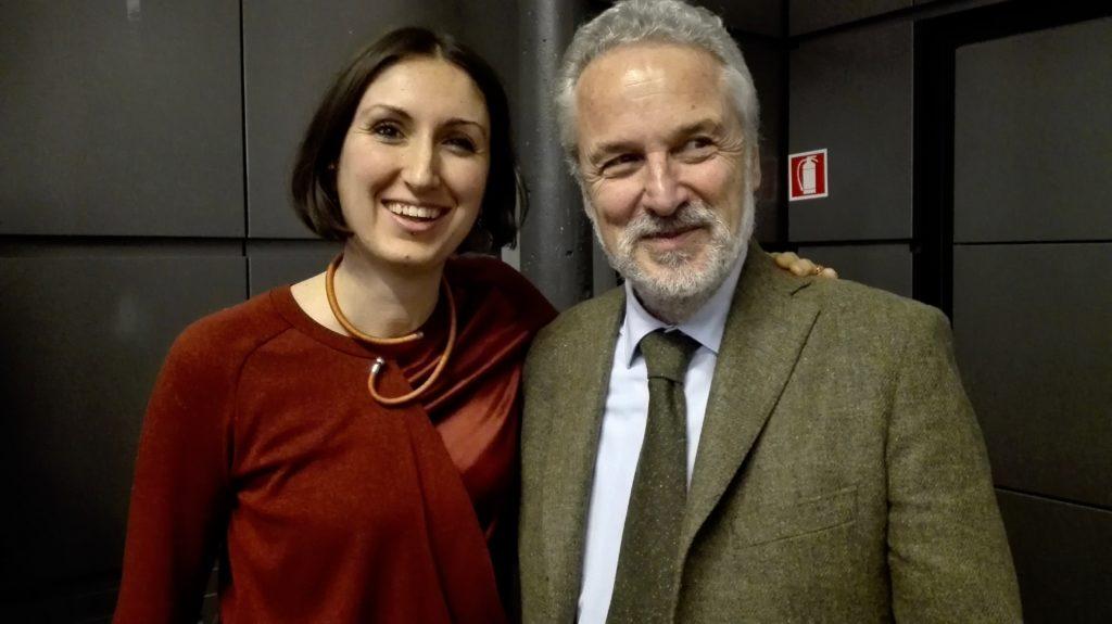 Lucia Cuffaro Maurizio Pallante