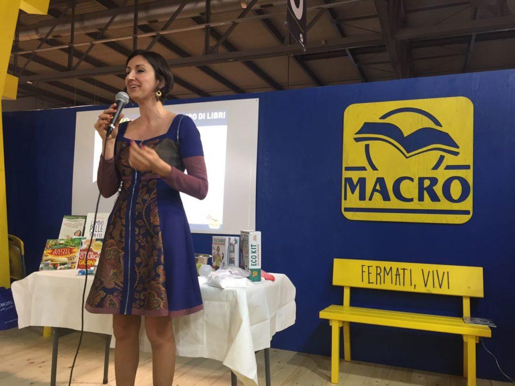 Lucia Cuffaro - Salone Internazionale Libro Torino