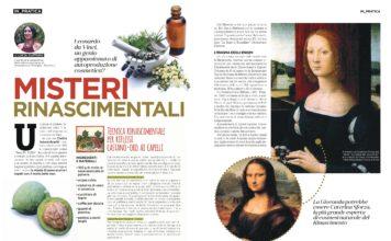 articolo BioEcoGeo Lucia Cuffaro