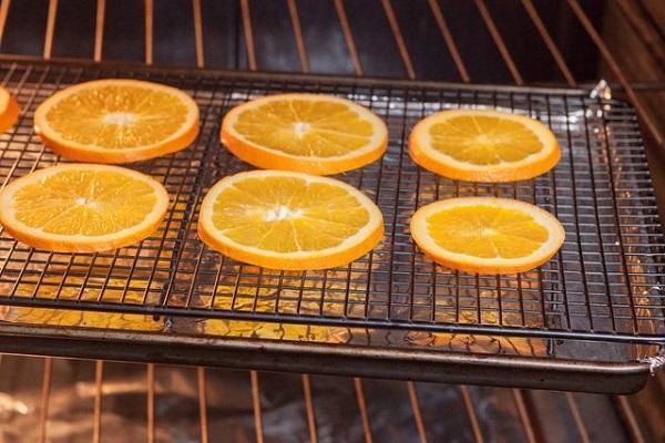 Frutta essiccata - Arancia