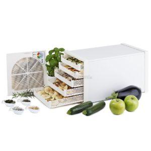 Frutta essiccata - Essiccatore elettrico