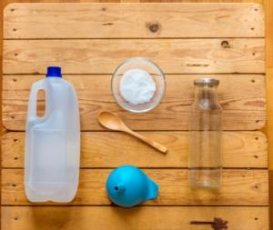 Detergente multiuso - Acido citrico