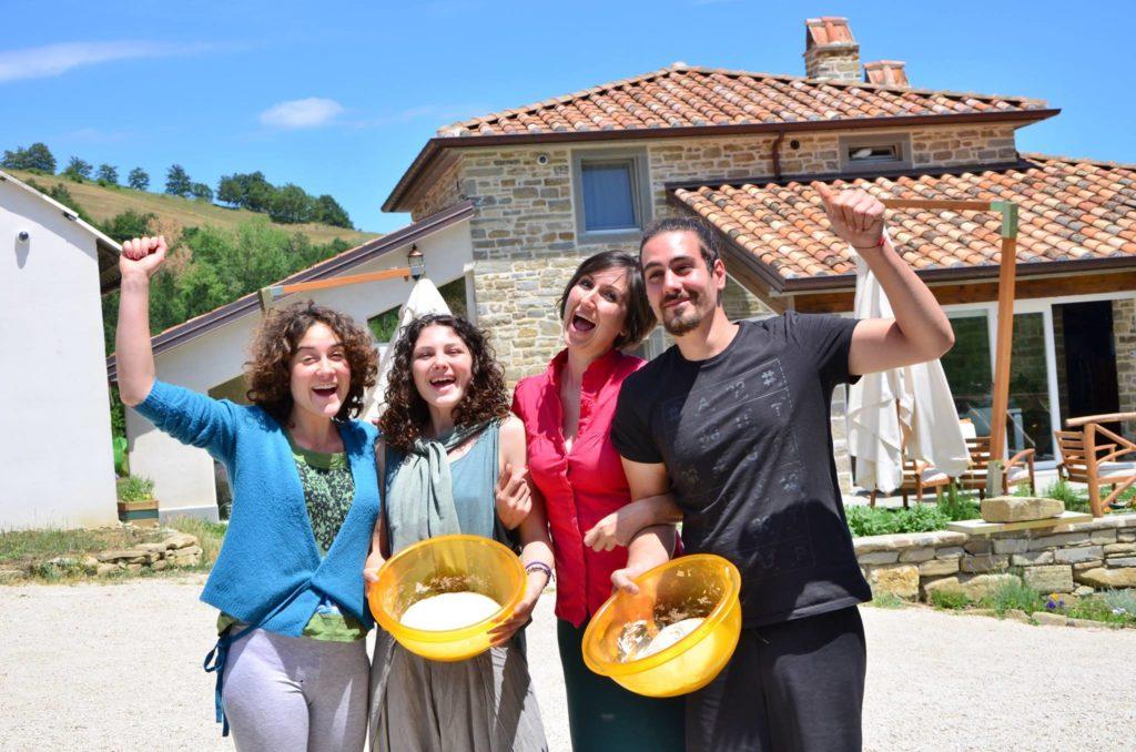 Corso autoproduzione con Lucia Cuffaro - Fattoria dell'Autosufficienza