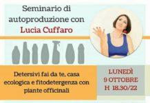 autoproduzione detersivi Lucia Cuffaro
