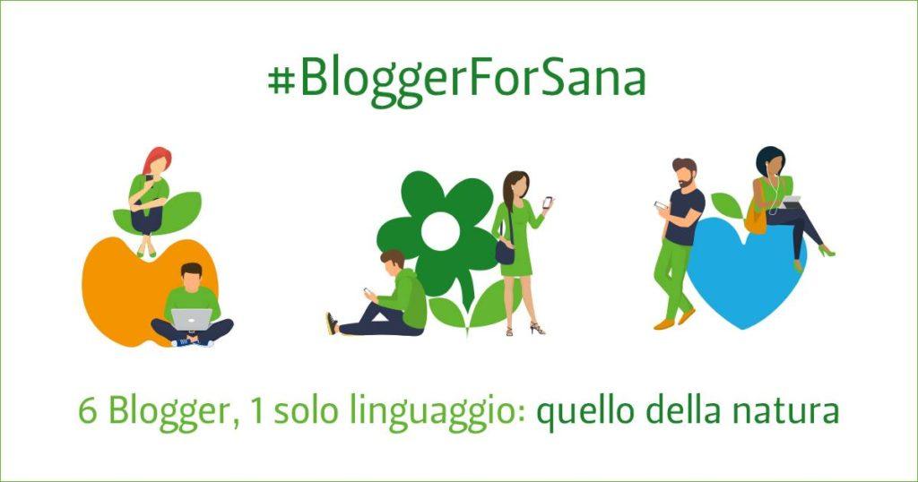 Lucia Cuffaro - #BloggerForSana