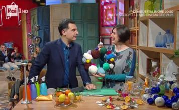 Ghirlande di Natale fai da te riciclo creativo