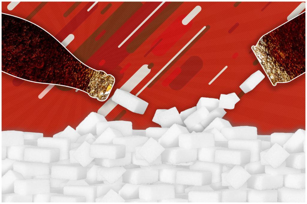Bibite zuccherate - Zucchero
