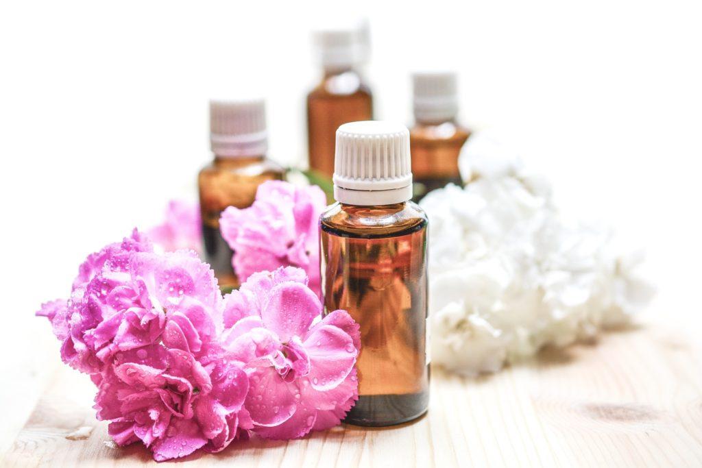 Acqua profumata corpo - Olio essenziale