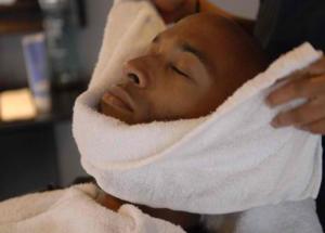 Asciugamano barba