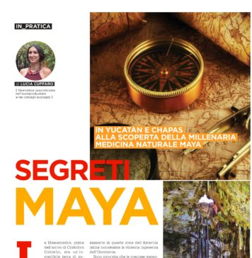 SEGRETI MAYA bioecogeo