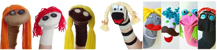 marionette calzini