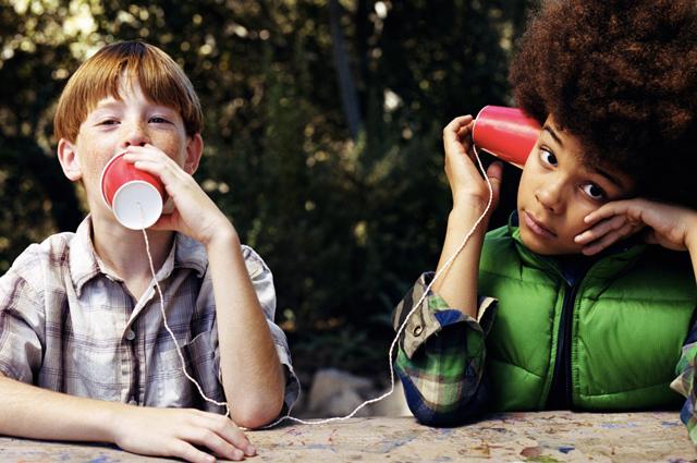 Giochi fai da te per adulti e bambini - Telefono