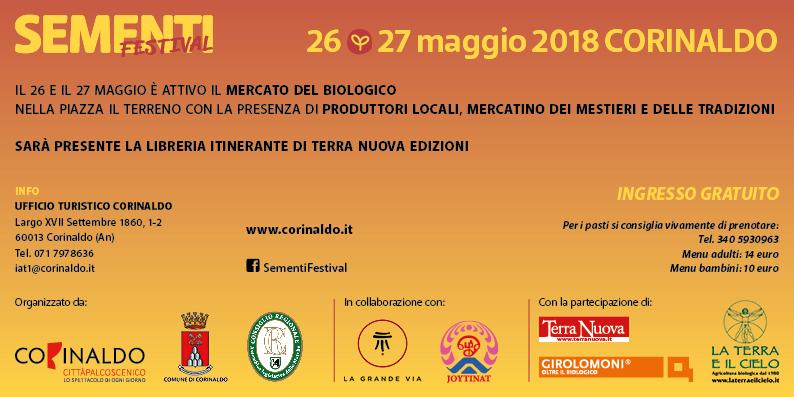 Sementi Festival - Corinaldo 2018 - Lucia Cuffaro