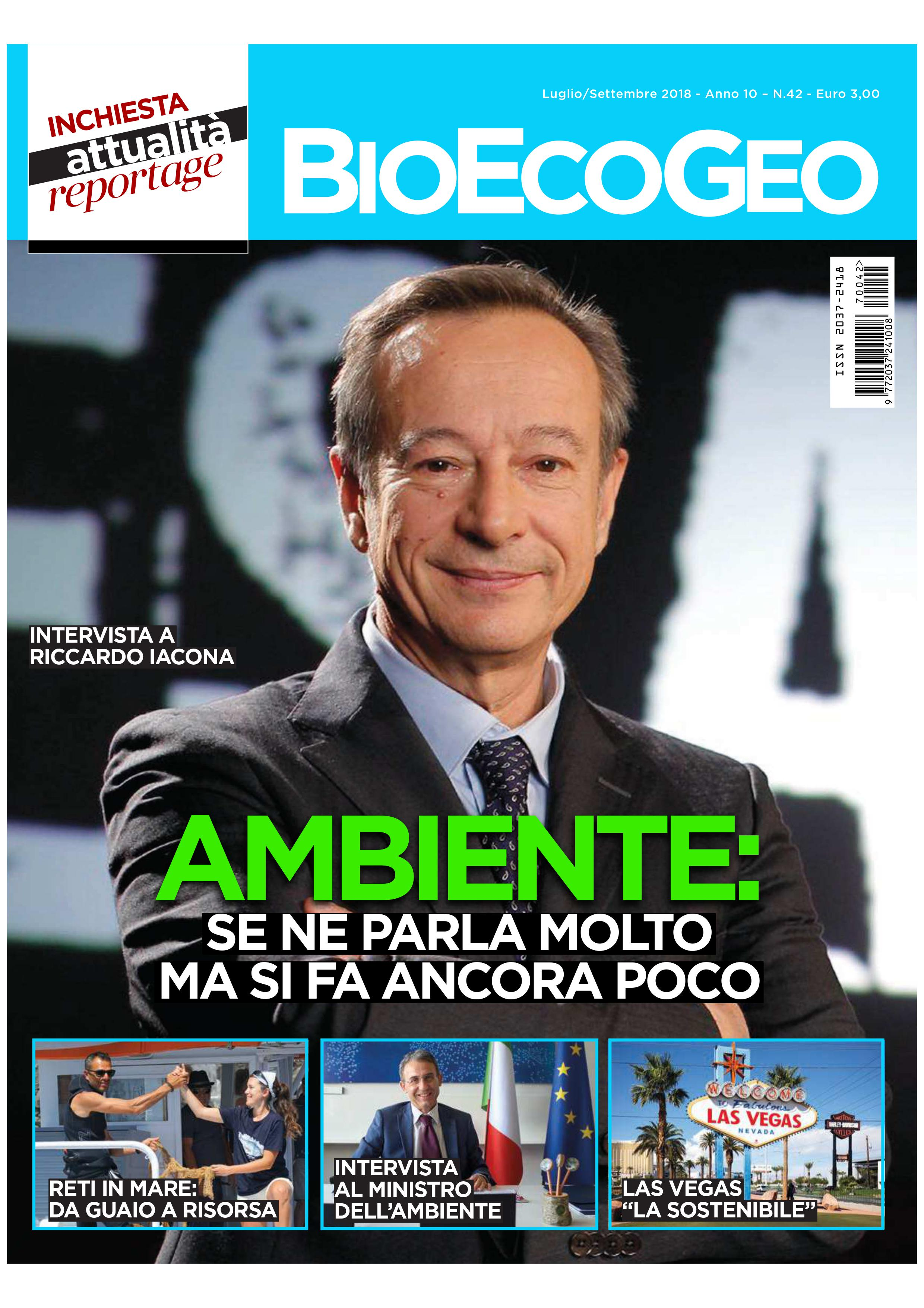 Riccardo Iacona Intervista